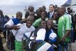 Secretary-General Meets Amputee Football Players in Sierra Leone 1.0