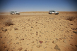 MINURSO Team Monitors Ceasefire in Western Sahara 4.8150587