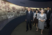 Secretary-General Visits Nagasaki Atomic Bomb Museum 14.22727