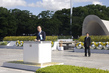 Secretary-General Addresses Hiroshima Peace Ceremony 14.2335205