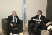 General Assembly President Meets Foreign Minister of Pakistan 0.870073