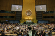 MDG Summit Opens at UN Headquarters 9.610379