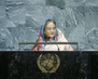 Prime Minister of Bangladesh Addresses General Assembly 1.0767258