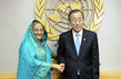 Secretary-General Meets Prime Minister of Bangladesh 1.0734982