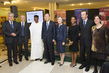Secretary-General Attends Reception for Fund to Fight AIDS, TB, Malaria 13.540491