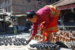 Potter in Bhaktapur, Nepal 10.009456