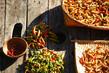 Chili Harvest, Bhutan 9.862669