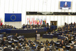 Secretary-General Addresses European Parliament on Anniversary of Rights Convention 20.129635