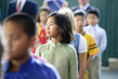 Young Pupil at UN School in Hanoi, Viet Nam 1.0
