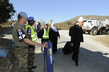 Druze Pilgrims Pass UNDOF Police Checkpoint 5.003454