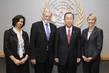 Secretary-General Meets Former Foreign Minister of Australia 1.5492928