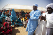UNAMID Chief Visits IDP Camp at Shangil Tobaya, North Darfur 1.9392116