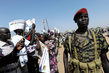 UNMIS Prepares for the Referendum and President of Sudan Visits Juba 4.289522