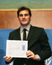 Football Star Iker Casillas Named UNDP Goodwill Ambassador 9.528563