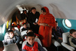 UN Special Representative Visits Organization for Mine Victims in Kabul 11.98946
