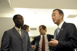 Secretary-General Meets Actor Don Cheadle at Creative Forum in Los Angeles 9.501782
