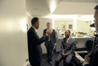 Secretary-General Meets Actor Don Cheadle at Creative Forum in Los Angeles 9.392729
