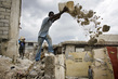 MINUSTAH Helps Clear Rubble After Haiti Earthquake 1.2385201