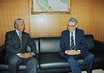 Secretary-General Meets with Nelson Mandela 13.3792715