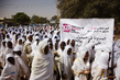 Darfur Women and Girls March on International Women's Day 6.285071