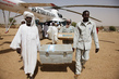 UNAMID and Agencies Deliver Aid to Darfur Area Isolated by Fighting 1.0