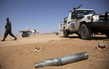 UN Officers Discover Unexploded Bomb in Darfur Area Hit by Clashes 1.7836773