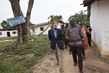 Liberia Peacebuilding Chair Goes on Mission to Country 4.680997