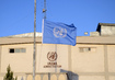UN Flag Flies Half-Mast in Memory of Colleagues Killed in Mazar-i-Sharif 4.601573