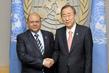 Secretary-General Meets New Permanent Representative of Yemen 1.0
