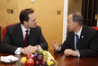 Secretary-General Meets Foreign Minister of Greece in Doha 1.6688485