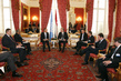 Secretary-General Meets Hungarian President in Budapest 1.0