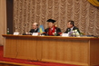 Secretary-General Receives Honorary Degree in Kyiv Institute of International Relations 1.0