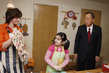 Secretary-General Visits Children's Physical Rehabilitation Centre in Moscow 8.030507