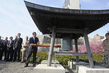 25th Anniversary of Chernobyl Marked with Peace Bell Ceremony 1.8555025