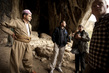 UN Mission Officials Visit Iraqi Archaeological Site 4.5585585