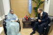 Secretary-General Meets Prime Minister of Bangladesh in Istanbul 1.0717281