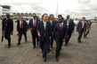 Secretary-General in Côte d'Ivoire for Inauguration of President 2.0815794