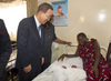Secretary-General Visits Hospital in Abuja, Nigeria 5.1042013