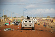 UN Peacekeepers on Patrol in Abyei 4.348263