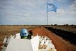 UN Peacekeepers on Patrol in Abyei 4.303705