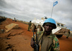 UN Peacekeepers on Patrol in Abyei 4.4108834