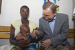 Secretary-General Visits Merawi Health Centre Near Bahir Dar, Ethiopia 6.110815