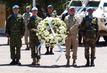 Commemorating Fallen UNDOF Peacekeepers 4.93653