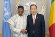Secretary-General Meets President of Mali 1.8010433