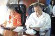 Secretary-General Flies from Bogotá to Cartagena, Colombia 1.0