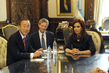 Secretary-General Meets President of Argentina in Buenos Aires 4.2857556