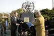 Monument to Fallen MINUSTAH Chief Unveiled at Argentina Peacekeeping Base 4.35711