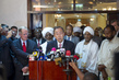 Secretary-General Briefs on Meeting with Sudanese Foreign Minister, Khartoum 1.1153238