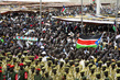 South Sudan Celebrates Independence 4.687211