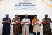 UNAMID Opens Hospital in North Darfur 1.4216207